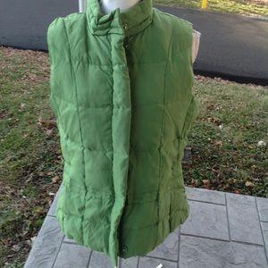 Womans Lilly Pulitzer vest.